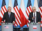 Czaputowicz po spotkaniu Morawieckiego z Tillersonem: Polska przedstawiła krytykę projektu Nord Stream 2