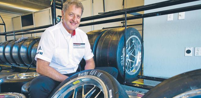 Detlev von Platen, członek zarządu Porsche AG odpowiedzialny za sprzedaż