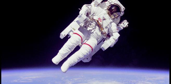 astronauta, kosmos, NASA, kosmonauta