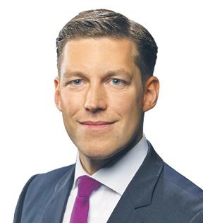 Sebastian Janker, szef biura głównego stratega inwestycyjnego dla Deutsche Bank Wealth Management