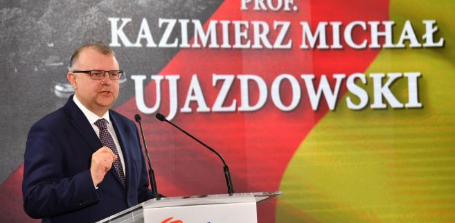 Kandydat PO na prezydenta Wrocławia, Kazimierz Michał Ujazdowski
