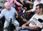 Sasin krytykuje wizytę Wałęsy w Sejmie: Pokazuje jego pogardę dla protestujących