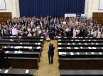 Parlament Dzieci i Młodzieży w tym roku obradował nie w Sejmie, a na UW. Przyjęto uchwałę o przeciwdziałania dyskryminacji