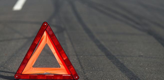 Do wypadku w Tenczynie doszło około godz. 11 na Zakopiance