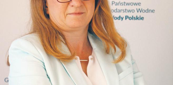 Joanna Kopczyńska, Wody Polskie