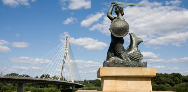 Syrenka - symbol Warszawy