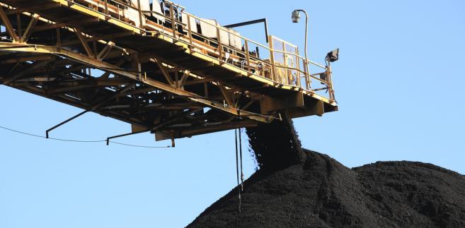 Ministra gospodarki nie niepokoją rosnące zapasy węgla kamiennego
