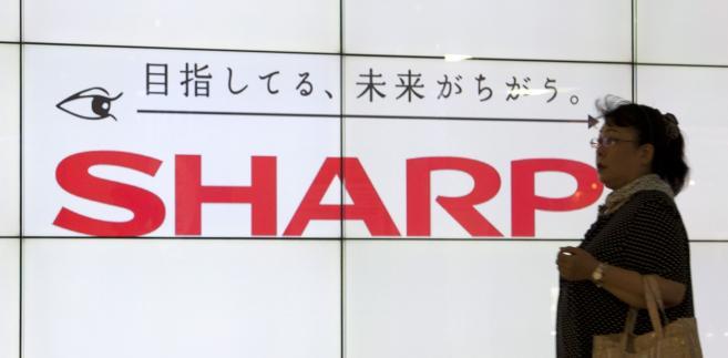 Notowania Sharpa spadły dzisiaj w Tokio o 6,7 proc. do 154 jenów za akcję.