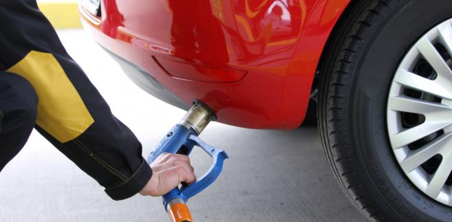 gaz, lpg, samochód, paliwa