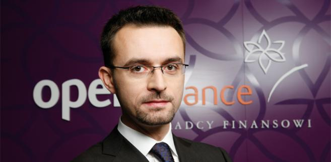 Bernard Waszczyk, analityk Open Finance
