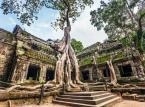 Angkor – zabytkowy kompleks miejski pozostały po dawnej stolicy Imperium Khmerskiego w Kambodży. Kompleks Angkor wpisany jest na listę światowego dziedzictwa kultury UNESCO i jest uważany za największe miasto na świecie w okresie sprzed rewolucji przemysłowej. Szacuje się, że zamieszkiwało go około miliona mieszkańców.
