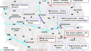 Przetargi drogowe do realizacji w 2013r.