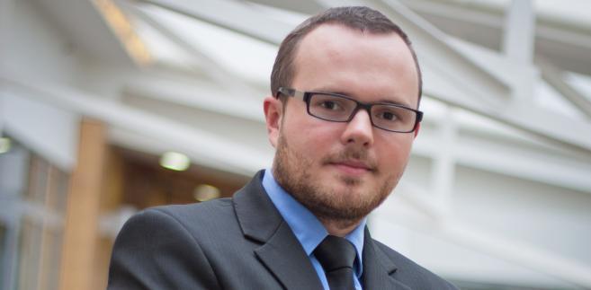 Michał Tarnowski, commercial manager Randstad Inhouse Services