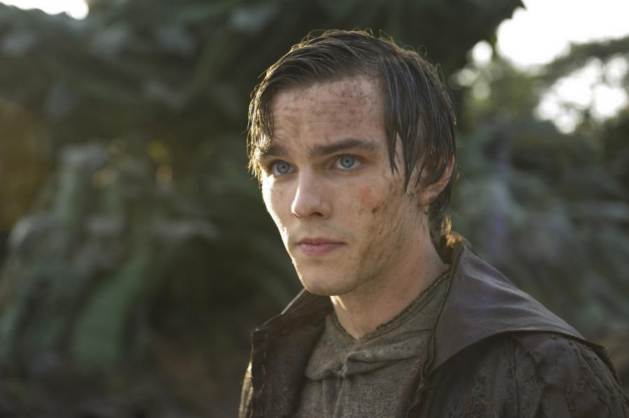 "Nicholas Hoult w filmie ""Jack The Giant Slayer"""