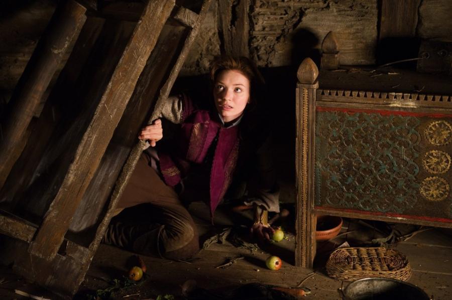 """Eleanor Tomlinson w filmie """"Jack pogromca olbrzymów"""""""