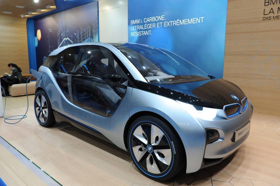 BMW i3 concept carbone