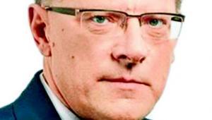 dr Jacek Wędrowski, radca prawny, pełnomocnik procesowy reprezentujący uczelnię przed Trybunałem Konstytucyjnym