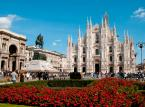 6. miejsce: Katedra Narodzin św. Marii w Mediolanie - gotycka marmurowa katedra, jedna z najbardziej znanych budowli we Włoszech i w Europie. Należy do największych kościołów na świecie