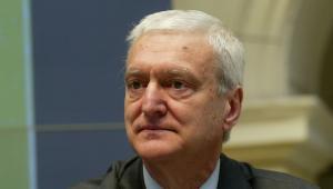 Michał Kleiber prezes Polskiej Akademii Nauk