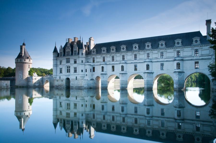 Zamek Chenonceau, Zamek Dam – jest jednym z tzw. zamków nad Loarą, usytuowanym w miejscowości Chenonceaux we Francji. Bywa często nazywany także Zamkiem Dam ze względu na sześć kobiet, które jako jego właścicielki stopniowo go rozbudowywały. Były to: Katherine Briçonnet, Diana de Poitiers, królowe Katarzyna Medycejska i Ludwika Lotaryńska oraz Louise Dupin i Marguerite Pelouze.