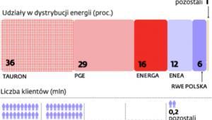 Energa trzecim graczem na rynku energii w Polsce