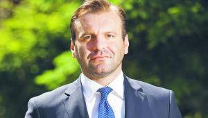 Tomasz Kopiec, prezes zarządu firmy doradczej A.M.G. Finanse oraz AMG Centrum Medyczne