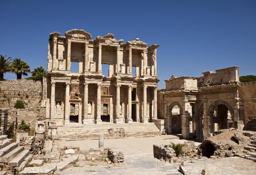 Biblioteka w Efezie