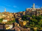 Skarby włoskiej Toskanii: Miasteczka regionu Chianti, Siena i wielka Florencja