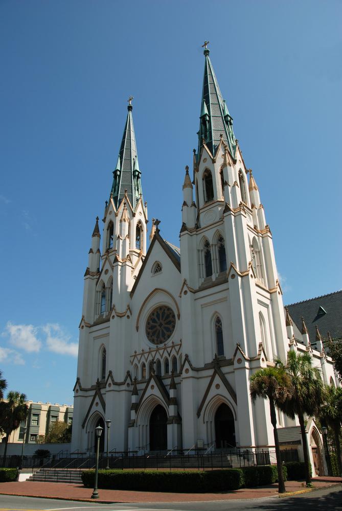 Katedra św. Jana Chrzciciela w Savannah