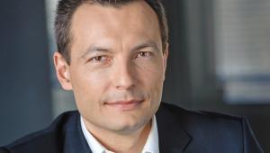 Robert Łaniewski, Prezes Fundacji Rozwoju Obrotu Bezgotówkowego.