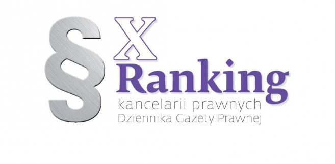 X Ranking kancelarii prawnych DGP