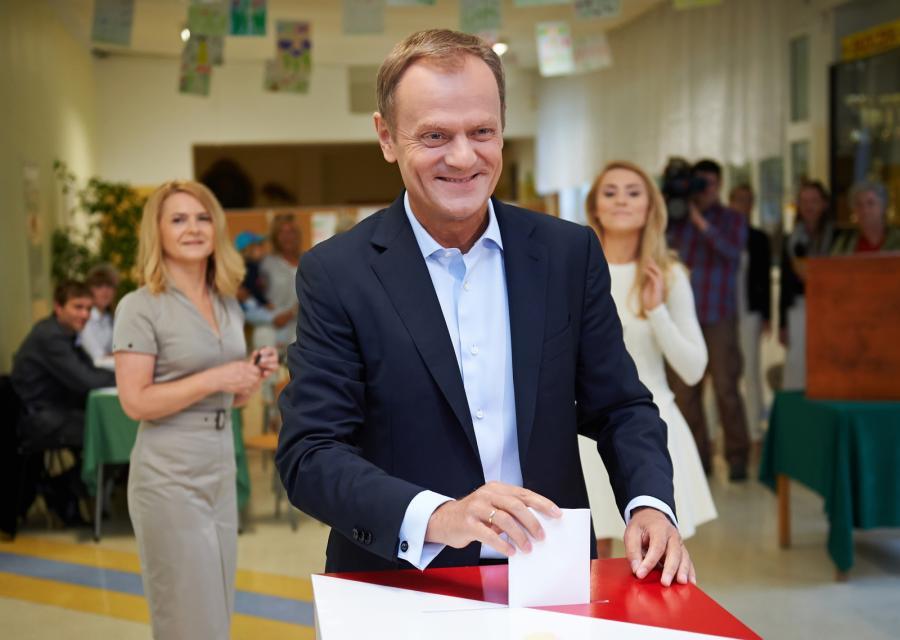 Głosowanie w yborach do PE