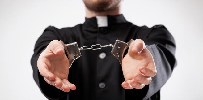 45-letni ksiądz Adam W. został tymczasowo aresztowany na trzy miesiące.