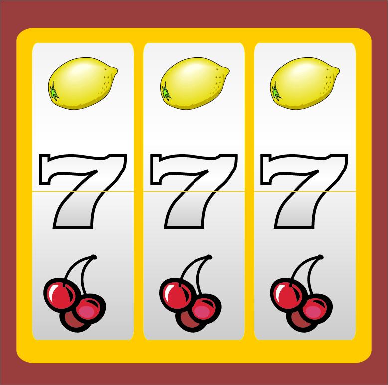Automat do gry w kasynie