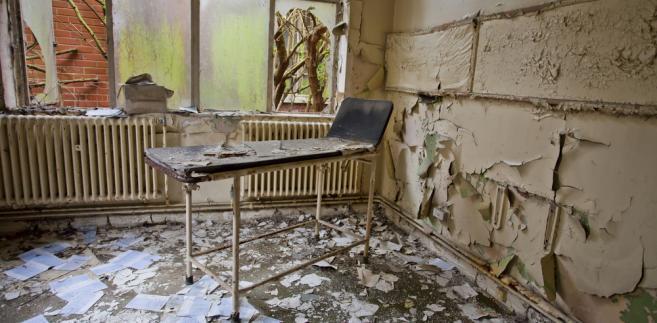 Szpital Psychiatryczny w Weston