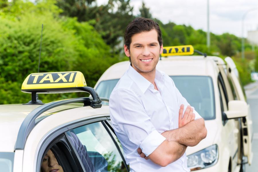 TAXI, taksówka
