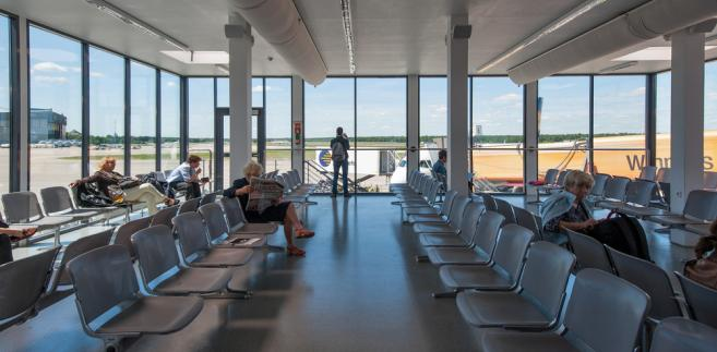 Berlin Tegel Airport, Berlin, Niemcy