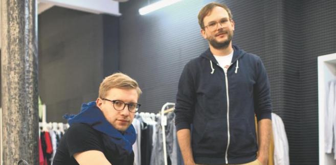 Juda Michał i Jasiek Stasz, fot Wojtek Górski