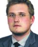 Krystian Szymaniak ekspert podatkowy w KPMG w Polsce w biurze w Poznaniu