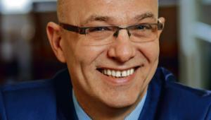 Grzegorz Lichocik, prezes spółki Dachser.