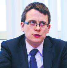 Jacek Kaute zastępca dyrektora departamentu podatku od towarów i usług w Ministerstwie Finansów