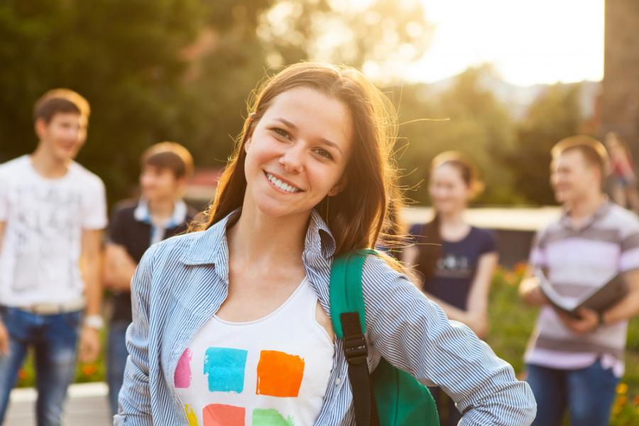 student, licealista