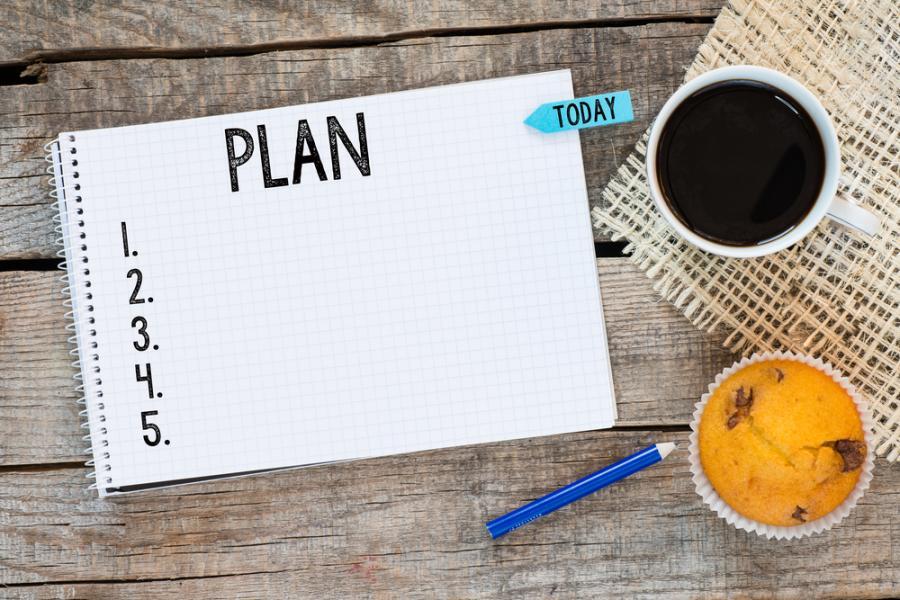 plan planowanie