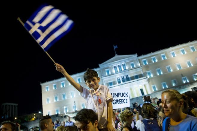 Referendum w Grecji, EPA/KAY NIETFELD Dostawca: PAP/EPA.