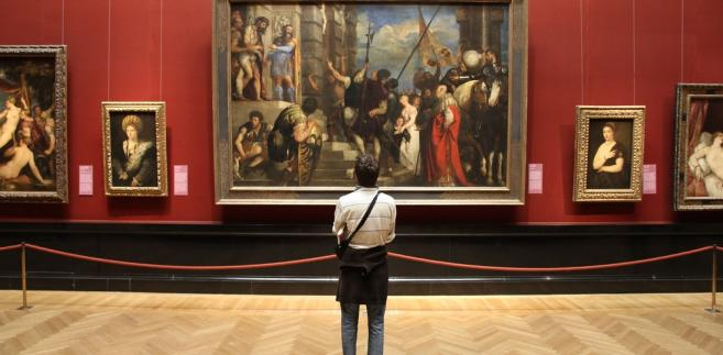 zabytek, obraz, muzeum