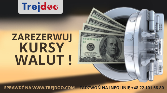 Zabezpieczenie ryzyka walutowego z Trejdoo.com
