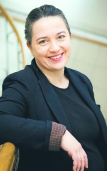 Barbara Godlewska-Bujok, wykładowca prawa pracy na Wydziale Prawa i Administracji Uniwersytetu Warszawskiego