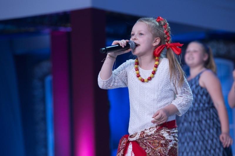 Międzynarodowy Dziecięcy Festiwal Piosenki i Tańca w Koninie 2015, fot. mat. pras.