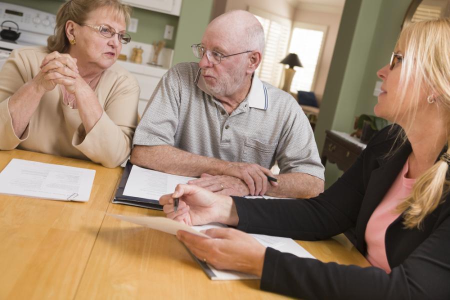 pismo, dokument, senior, emeryt