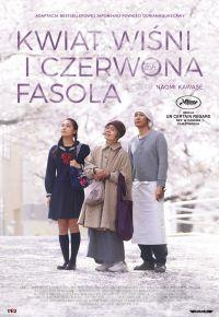 Plakat filmu Kwiat wiśni i czerwona fasola